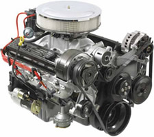 Fast Burn 385 engine image
