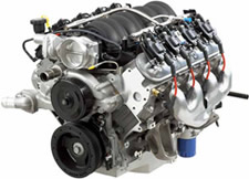 LS2 6.0 Liter engine image