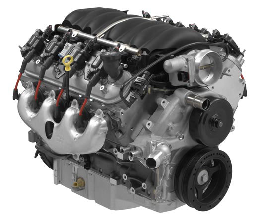 LS3 430 HP engine