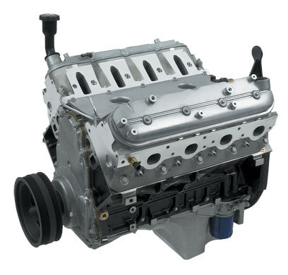 LS327 5.3 liter engine image