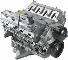 gm performance engines ls6 5 7l base chevy crate engine gm crate motor gm crate engine. Black Bedroom Furniture Sets. Home Design Ideas