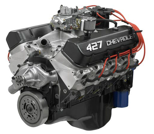 ZZ427 engine image