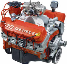 ZZ572 - 620 Deluxe Engine Image
