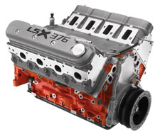 LS376 Crate Engine Image