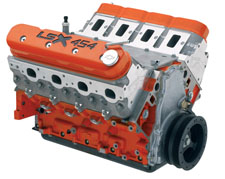 LSX454 Crate Engine
